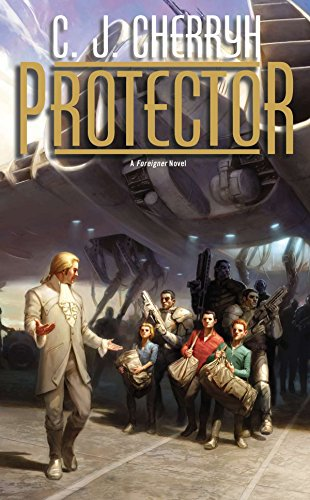 9780756408534: Protector (Foreigner Universe)