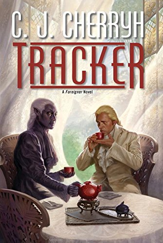 9780756409098: Tracker: A Foreigner Novel (The Foreigner Universe)