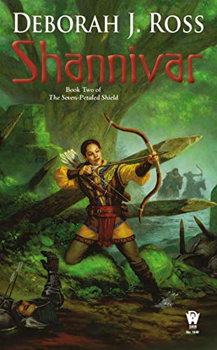 9780756409203: Shannivar: Book Two of The Seven-Petaled Shield