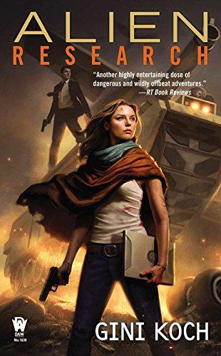 9780756409432: Alien Research (Alien Novels)
