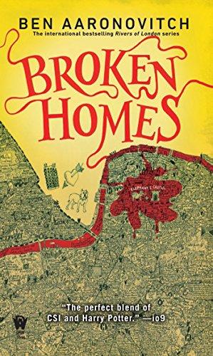 9780756409609: Broken Homes (Rivers of London)