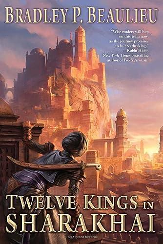 9780756409722: Twelve Kings in Sharakhai