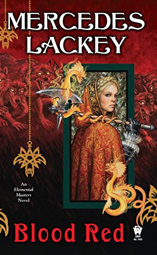 9780756409852: Blood Red: (Elemental Masters #9)