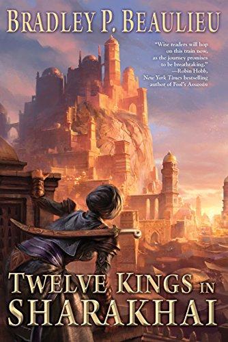 9780756412586: Twelve Kings in Sharakhai