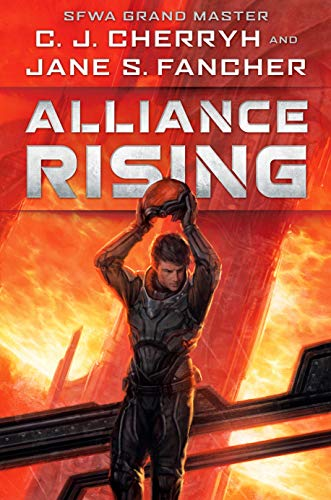 Book Cover: Alliance Rising