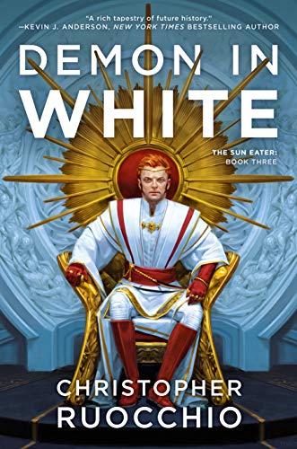 9780756413064: Demon in White: 3 (Sun Eater)