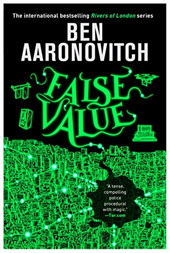 Book Cover: False Value