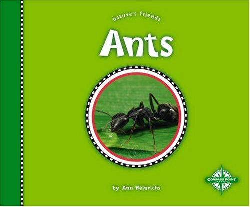 9780756501648: Ants (Nature's Friends)
