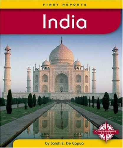 9780756504243: India (First Reports - Countries)