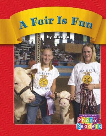 9780756505011: A Fair Is Fun: Set A (Compass Point Phonics Readers-Level A)