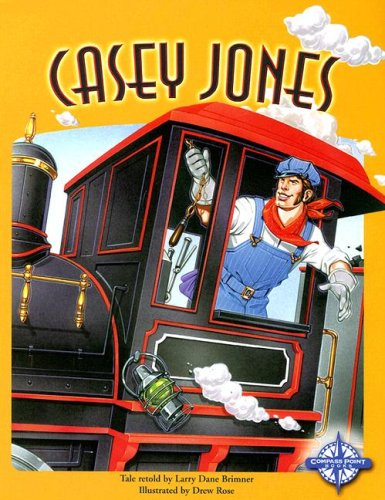 9780756508906: Casey Jones (Tall Tales series)