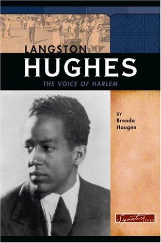 9780756509934: Langston Hughes: The Voice of Harlem (Signature Lives: Modern America)