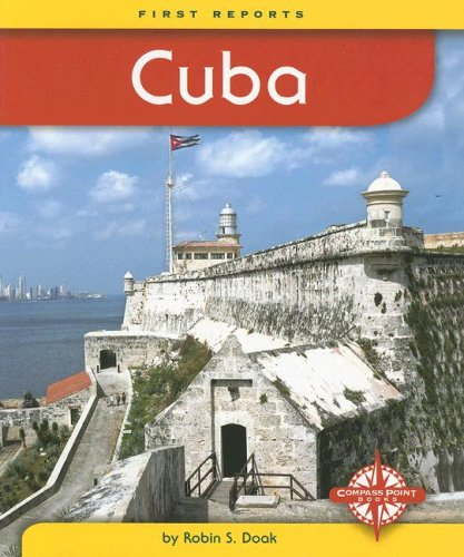 9780756512057: Cuba (First Reports - Countries series)