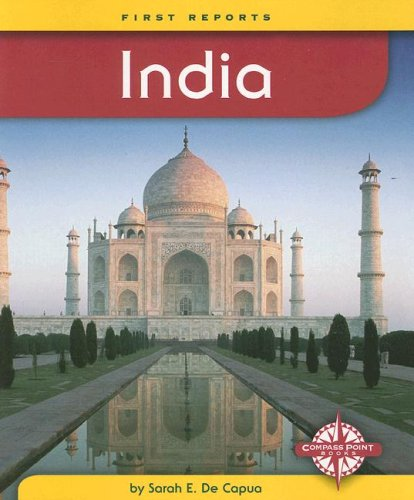 9780756512101: India (First Reports - Countries series)