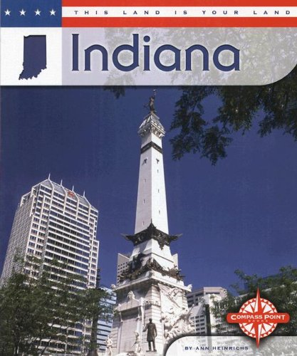 9780756514198: Indiana (This Land is Your Land series)