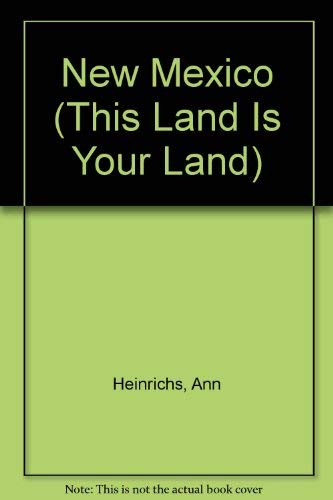 9780756514365: New Mexico (This Land is Your Land series)