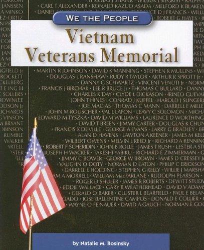 Vietnam Veterans Memorial (We the People: Modern America series): Rosinsky, Natalie M.