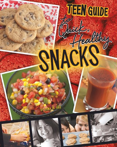 9780756544065: A Teen Guide to Quick, Healthy Snacks (Teen Cookbooks)