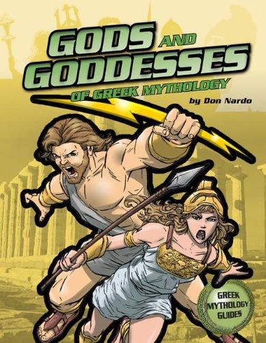 9780756544799: The Gods and Goddesses of Greek Mythology (Ancient Greek Mythology)