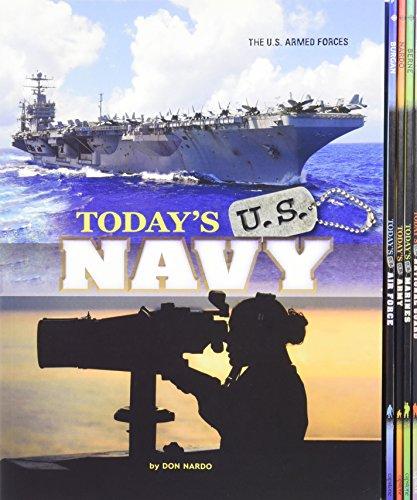 The U.S. Armed Forces (0756546435) by Michael Burgan; Don Nardo; Karen Latchana Kenney; Emma Carlson-Berne