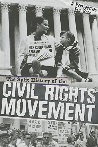 9780756547363: The Split History of the Civil Rights Movement: A Perspectives Flip Book (Perspectives Flip Books)