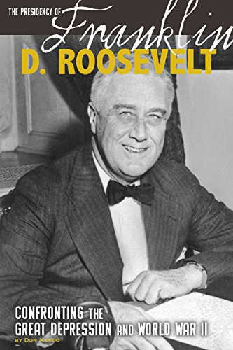 an analysis of the role of franklin delano roosevelt in the great depression and world war ii President franklin delano roosevelt, challenged by the lingering great depression, warned americans against seeking to avoid conflict by pretending it did not exist in turn, charles lindbergh, a vocal isolationist and a genuine american hero to many, warned americans against involvement in overseas disputes.