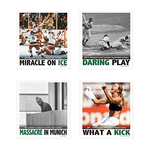 Captured History Sports: Burgan, Michael; Nardo, Don