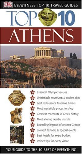 9780756600303: Top 10 Athens (Eyewitness Top 10 Travel Guide)