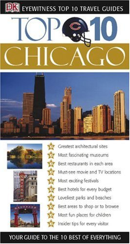 9780756600310: Top 10 Chicago (Eyewitness Top 10 Travel Guide)