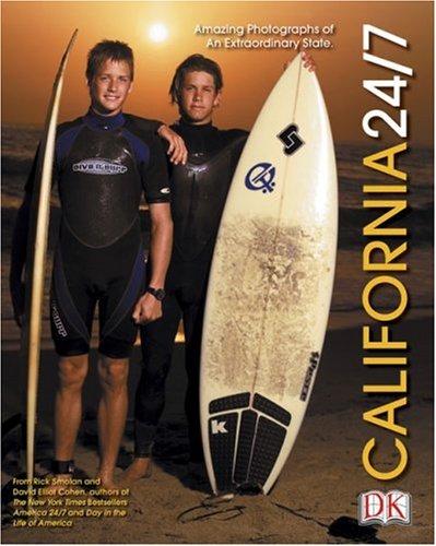 9780756600440: California 24/7 (America 24/7 State Books)