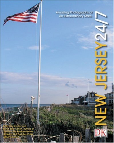 9780756600709: New Jersey 24/7 (America 24/7 State Book Series)