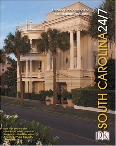 9780756600815: South Carolina 24/7 (America 24/7 State Books)