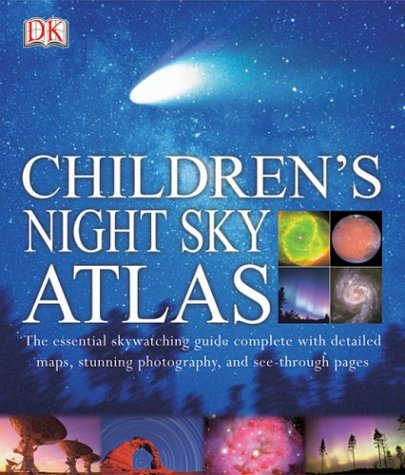 Childrens Night Sky Atlas