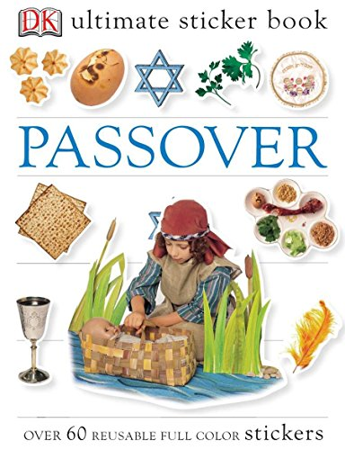 9780756602857: Ultimate Sticker Book: Passover (Ultimate Sticker Books)