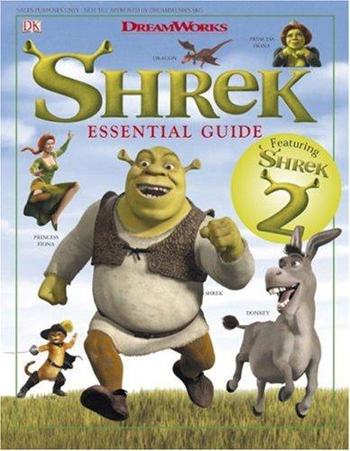 9780756603045: Shrek Essential Guide: The Essential Guide (DK Essential Guides)