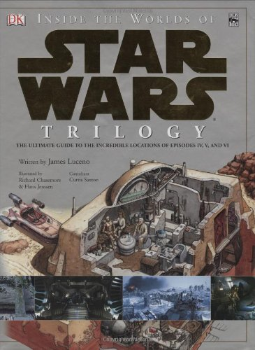 9780756603076: Inside the Worlds of Star Wars Trilogy: The Ultimate Guide to the Incredible Locations of Episodes IV, V, and VI