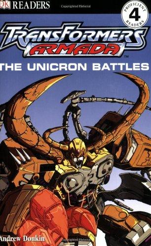 9780756603120: The Unicron Battles (Transformers Armada)