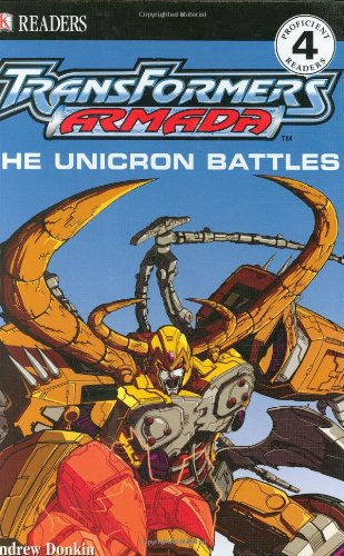 9780756603137: Transformers Armada: The Unicron Battles (DK READERS)