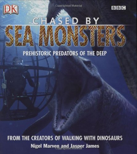9780756603755: Chased by Sea Monsters: Prehistoric Predators of the Deep