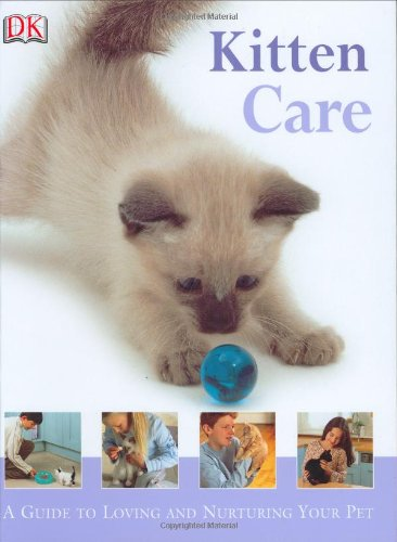 9780756603885: Kitten Care (How to Look After Your Pet)