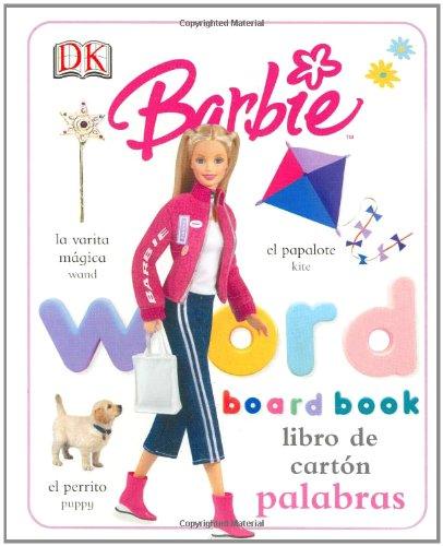 Barbie Word Board Book: Catherine Saunders