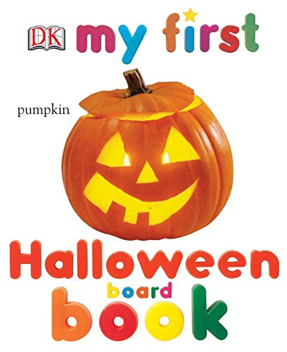 My First Halloween Board Book