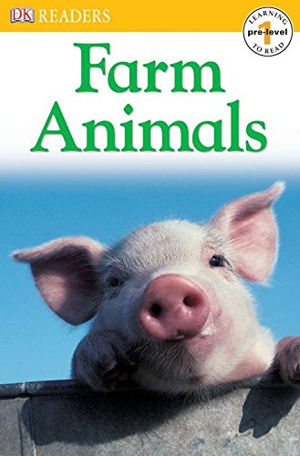 9780756605360: DK Readers L0: Farm Animals
