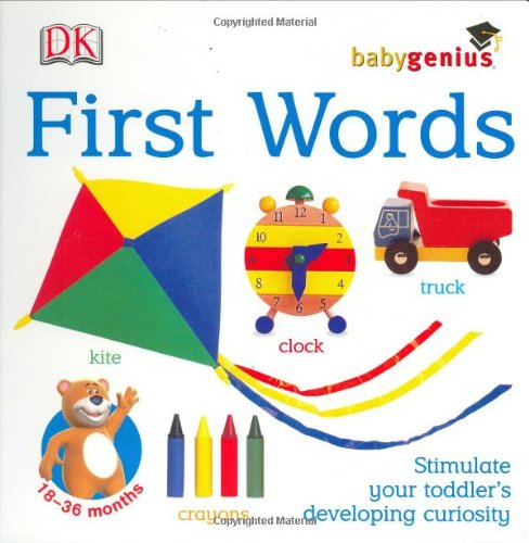 9780756605476: First Words (Baby Genius)