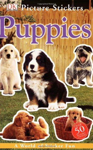 9780756605605: Puppies (DK Picture Stickers)