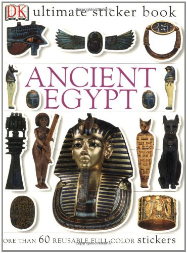 9780756605780: Ancient Egypt (ULTIMATE STICKER BOOKS)