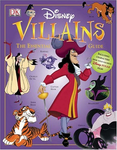 9780756605803: Disney Villains: The Essential Guide