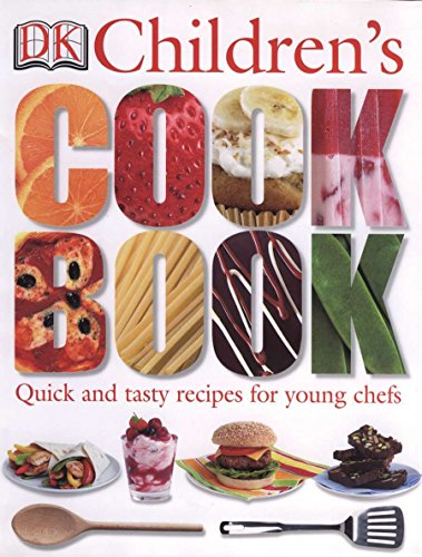 9780756605971: DK Children's Cookbook