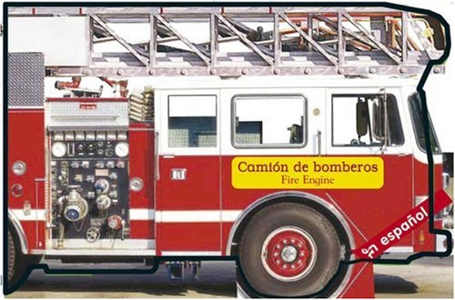 9780756606268: Camion De Bomberos / Fire Engine (Things That Go Board Books) (Spanish Edition)