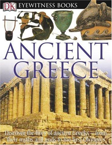 9780756606497: DK Eyewitness Books: Ancient Greece
